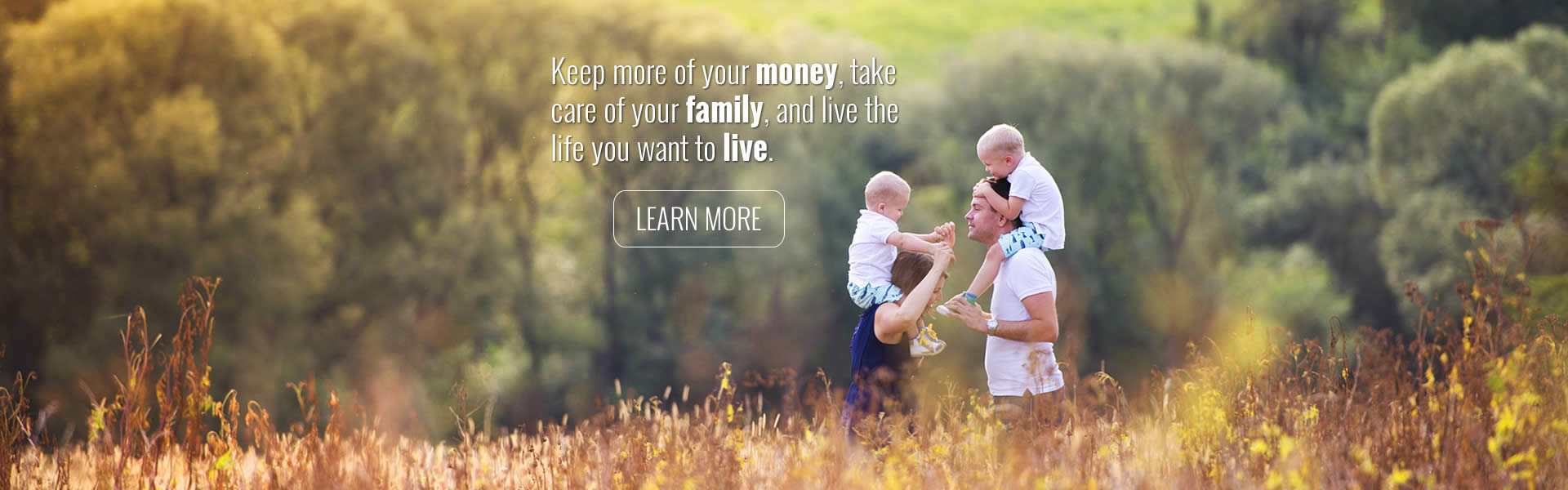 Allan L Johnson Insurance Services - Keep more of your money, take care of your family, live the life you want to live.